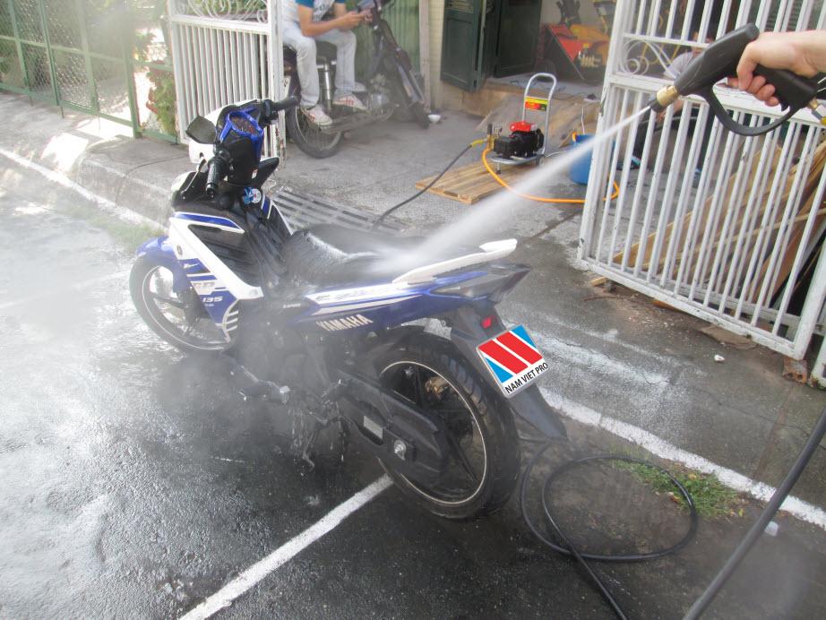 Cách bảo dưỡng màu sơn xe máy đúng cách - 2
