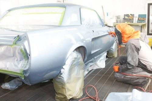 Công nghệ sơn xe tự đổi màu và những điều chưa biết - 2