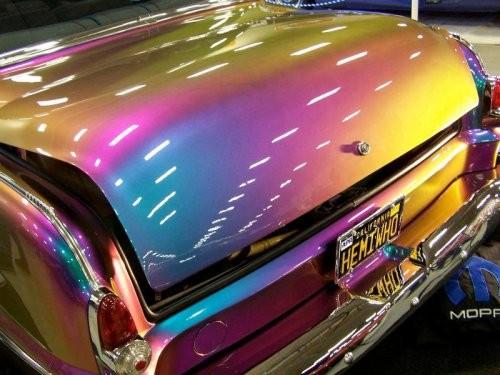 Công nghệ sơn xe tự đổi màu và những điều chưa biết - 5