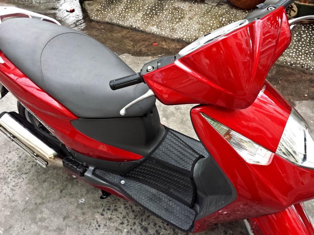 Sơn xe Dylan 150 màu đỏ zin cực đẹp
