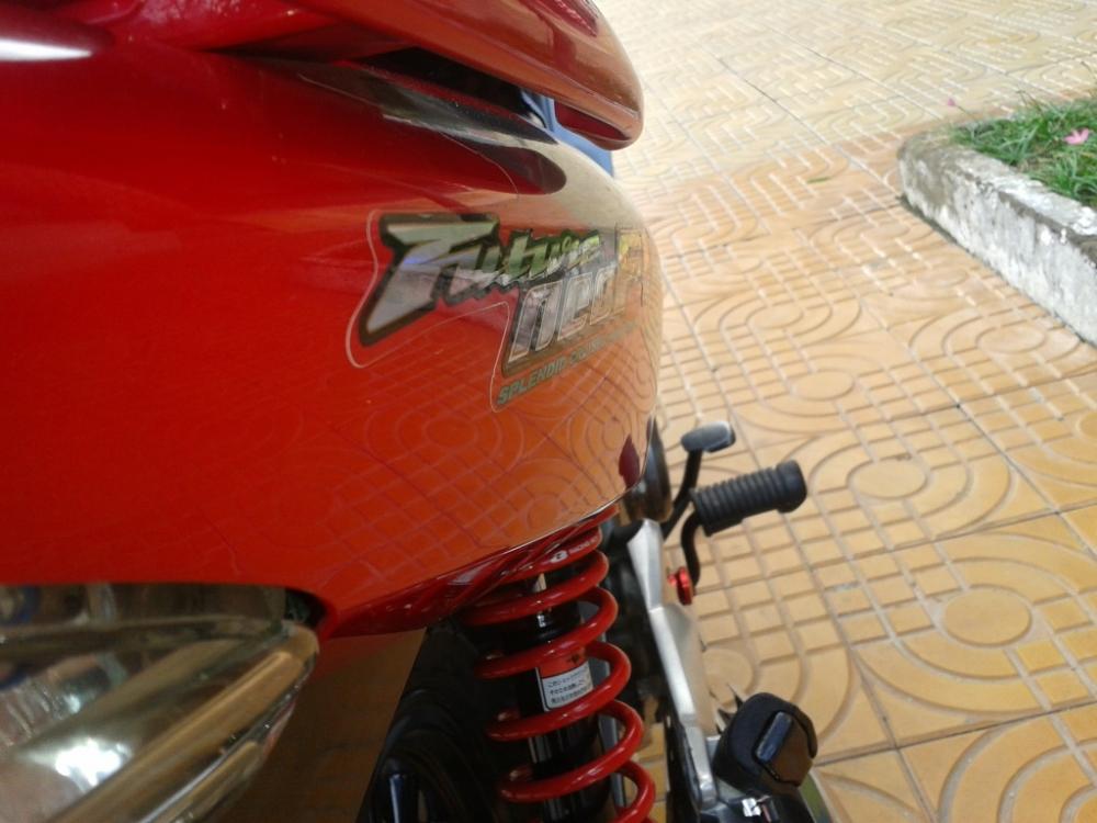 Sơn xe Future Neo màu đỏ xám zin cực đẹp