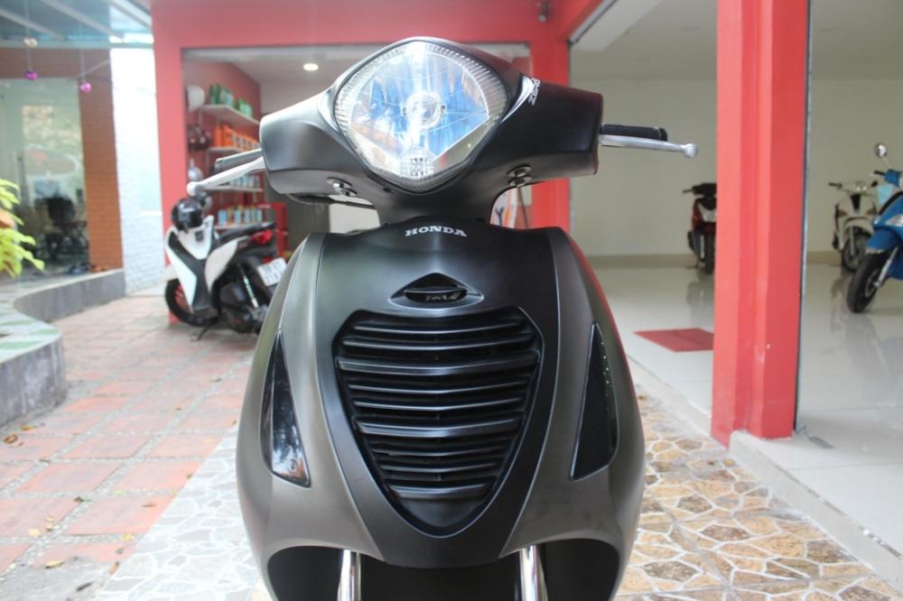 Sơn xe Honda PS màu xám phong cách, cực đẹp