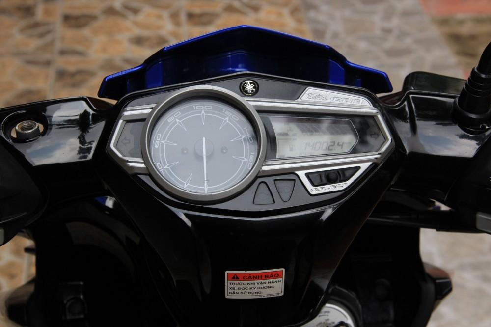 Sơn xe Nouvo SX GP màu xanh zin cực đẹp