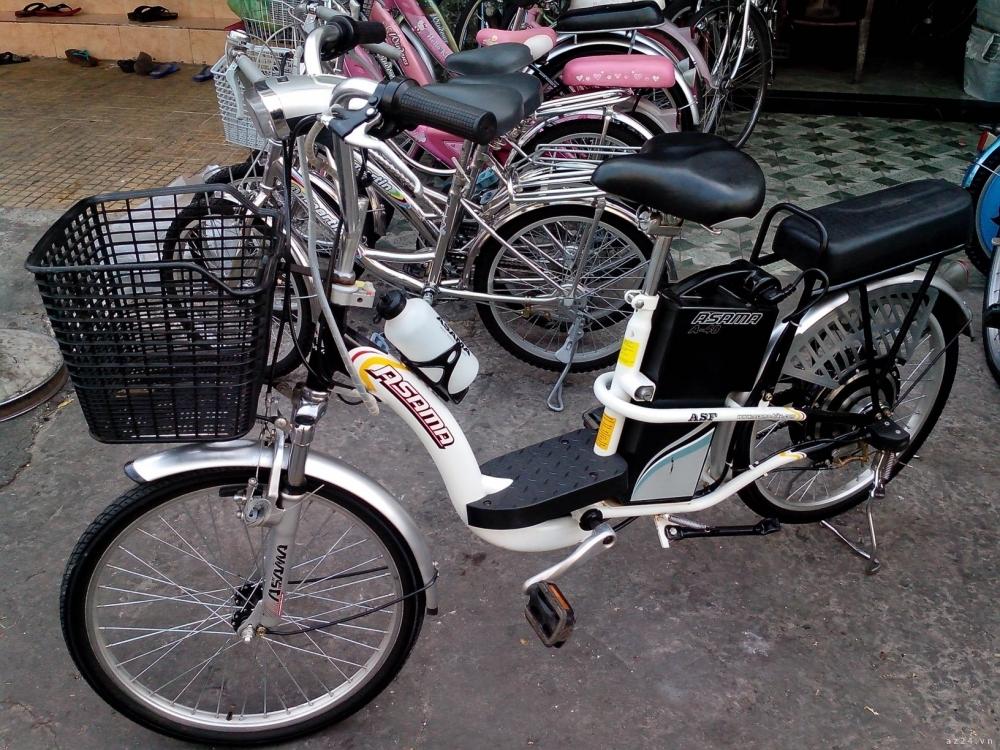Sơn xe đạp điện