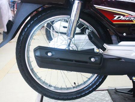 Sơn pô xe máy